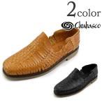 CHUBASCO(チュバスコ)センテナリオ/レザーシューズ/ワラチ サンダル/CENTENARIO /靴 スリッポン メンズ