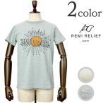 REMI RELIEF(レミレリーフ) SPL加工/スペシャル加工 プリントTシャツ(SANFRANCISCO)2015 / メンズ TEE 半袖 / 日本製