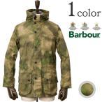 BARBOUR(バブアー) ダーラム SL ワックスコットンフーデッドジャケット カモフラージュ 迷彩 / オイルドジャケット マウンテンパーカー / MCA0326