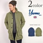 YARMO(ヤーモ) ショート ワークコート / ショップコート / メンズ 英国製