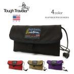 TOUGH TRAVELER(タフトラベラー) フラップネックポーチ / モディファイS / サコッシュ / ショルダーバッグ / メンズ レディース / アメリカ製