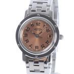 エルメス レディース腕時計 クリッパー CL4.210 ステンレス 中古A品 1346418_新宿店
