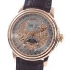 ブランパン メンズ腕時計 トリプルカレンダーヴィレ 3563-0036-33RA イエローゴールド 中古A品 1354543_関内店