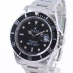 ロレックス メンズ腕時計 サブマリーナデイト 16610 ステンレス 中古A品 1356940_新宿店