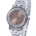 エルメス レディース腕時計 クリッパー CL4.210 ステンレス 中古A品 1357069_元町本店