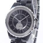 シャネル メンズ腕時計 J12-365 H3840 セラミック 中古A品 1367748_横浜西口店