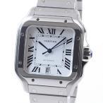 カルティエ メンズ腕時計 サントスドゥカルティエLM WSSA0009 ステンレス 中古A品 1370909_元町本店