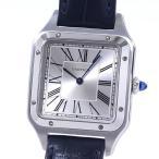 カルティエ メンズ腕時計 サントス デュモン LM WSSA0022 ステンレス 中古A品 1373523_関内店