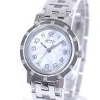 エルメス レディース腕時計 クリッパー CL4.230 ステンレス 中古A品 1375749_元町本店