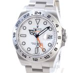 ロレックス メンズ腕時計 エクスプローラー2 216570 ステンレス 未使用品 1406304_関内店
