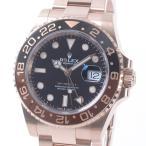ロレックス メンズ腕時計 GMTマスター2 126715CHNR ピンクゴールド 中古A品 1407357_横浜西口店