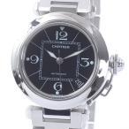カルティエ ボーイズ腕時計 パシャC W31076M7 ステンレス 中古A品 1407432_横浜西口店