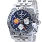 ブライトリング メンズ腕時計 クロノマット44 パトルーユ スイス A042BPSPS ステンレス ...