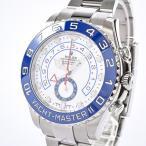 ロレックス メンズ腕時計 ヨットマスター2 116680 ステンレス 中古A品 1431336_新宿店