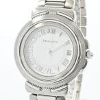 ティファニー インタリオ レディース腕時計 M0811  ホワイト レディース 【中古】A品