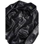 ダブル ヘリックス Double Helix レザージャケット レザーコート 革ジャン 日本製 カーコート アウター コート ジャケット 180101