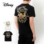 ディズニー ミッキーマウス ミニーマウス 別注 Tシャツ 半袖 ミュージック 刺繍 Disney Mickey 525514 期間限定ポイント10倍