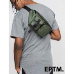 EPTM エピトミ バッグ ショルダーバッグ レディース メンズ ユニセックス ブランド かっこいい 斜め掛け TACTICAL CROSS BODY BAG ウエストバッグ EP8767