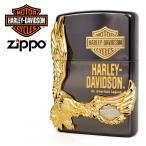ハーレーダビットソン ジッポ zippo Harley Davidson イーグル 鷲 HDP-14