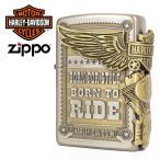 ハーレーダビットソン ジッポ zippo Harley Davidson エンジン ウィング フライング エンブレム HDP-27