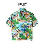 SUN SURF サンサーフ アロハ シャツ アロハシャツ 2019 メンズ レディース Festival PALI HAWAIIAN STYLE Special Edition 東洋エンタープライズ SS37862