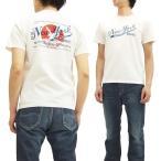 ショッピング半袖 フェローズ 半袖Tシャツ 16S-PT4 Pherrow's Tシャツ NEW YORK アドバダイジングT アメカジ ワーク 白 新品