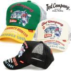 ショッピングメッシュキャップ テッドマン メッシュキャップ TEDDON バス釣り 帽子 エフ商会 BASS FISHING TDC-7400 新品