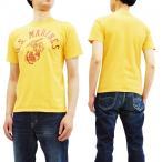 トイズマッコイ Tシャツ TMC1719 タクシードライバー TOYS McCOY 半袖Tシャツ U.S.MARINES イエロー 新品