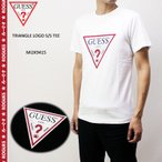 "GUESS ゲス 半袖 Tシャツ ""TRIANGLE LOGO S/S TEE"" MI2K9415 ロゴ 正規品"