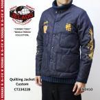 ショッピングmiddle JELADO ジェラード ジャケット COMBAT TOGS 「MIDDLE PERIOD COLLECTION」 Quilting Jacket Custom CT23422B