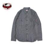 ショッピングmiddle JELADO(ジェラード) 長袖シャツ MIDDLE PERIOD COLLECTION Iron Horse JP23115 コットンシャツ メンズ 日本製 定番 201