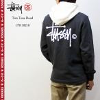 ショッピングSTUSSY STUSSY(ステューシー) スウェット・パーカー Two Tone Hood 17S118218