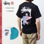 ショッピングstussy STUSSY(ステューシー) 半袖Tシャツ Surfman Check 17S1904028