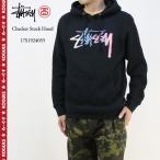 ショッピングSTUSSY STUSSY ステューシー スウェット・パーカー Checker Stock Hood 17S1924055