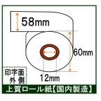 カシオ 110ER (20巻) 汎用 レジロール紙 レシート用紙 普通紙 上質ロールペーパー レシートロール