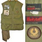 Belstaff 60's VINTAGE Castmaster fly fishing vest 英国製 ベルスタッフ キャストマスター(フィッシィング ベスト)