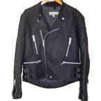 LEWIS LEATHERS 80's VINTAGE Waxed Cotton Jacket ルイスレザー ワックスコットンジャケット ライダース