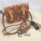 ショッピングViVienne Vivienne Westwood × The Cambridge Satchel Company Tiny Satchel Squiggle Bag
