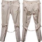 ショッピングvivienne Vivienne Westwood GOLD LABEL Bondage Trousers ヴィヴィアン ウエストウッド ボンテージ パンツ