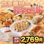 餃子がたっぷり88個、家族みんな大満足!ファミリー餃子セット【7396】