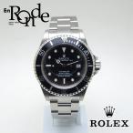 ロレックス ROLEX メンズ腕時計 シードウェラー 16600 SS(ステンレス) ブラック文字盤 中古 新入荷 おすすめ