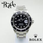 ロレックス ROLEX メンズ腕時計 サブマリーナ 16610 ステンレス 黒文字盤 中古 新入荷 おすすめ