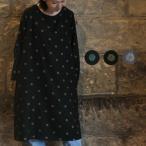 ショッピングナチュラル ナチュラル ワンピース リネン コットン レディース ドット 綿 麻 ゆったり 大きいサイズ プリント 柄 30代 40代
