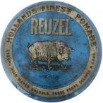 REUZEL ルーゾー ポマード ブルー 113g 水溶性ポマード