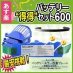 ルンバ XLifeバッテリーの互換品バッテリー得得セット600(Epo-Japanブランド)