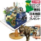 地球儀 しゃべる 地球儀 直径20cm 光る ライト AR アプリ  日本語 英語 地勢図/行政 インテリア アンティーク/リアルアース 子供 ランプ