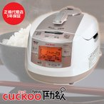 ショッピング炊飯器 炊飯器 6合 NEW圧力名人 発芽玄米炊飯器 IH式 高圧力炊飯調理器 CUCKOO 代引不可