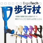 ロフストランドクラッチ エルゴテック Ergotech FDI  赤  1本