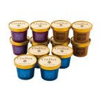 ショッピングアイスクリーム ガレー プレミアムアイスクリームセット T18-09-02代引不可 同梱不可