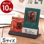 カードホルダー 名刺ホルダー 定規付 カード立て 文鎮 アルミ 名刺立て 写真立て 韓国 blueoculus ブルーオキュラス カードバー cardbar Sサイズ